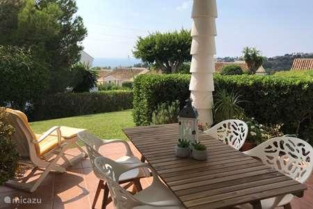 Vakantiehuis Spanje, Costa del Sol, Benajarafe - appartement Cornisa, Zeezicht-Zwembaden-Privacy