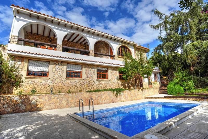 Vakantiehuis Spanje, Costa Brava, Tossa de Mar Villa Casa Ivana