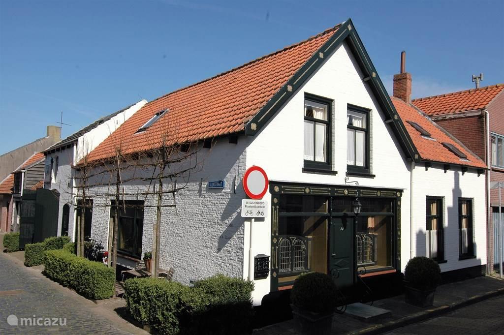Vakantiehuis Nederland, Zeeland, Schoondijke - vakantiehuis De Wienckel