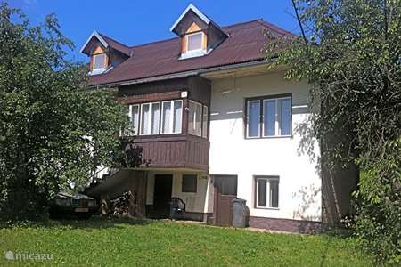 Vacation rental Slovakia – holiday house Meek it possible