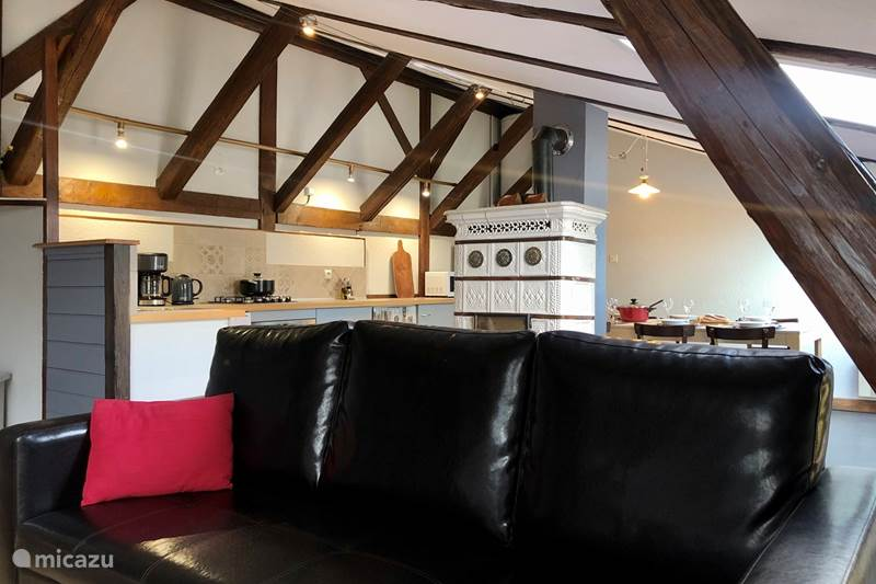 Vacation rental France, Alsace, Sainte-Marie-aux-Mines Apartment La clé d'Alsace Sous les étoiles