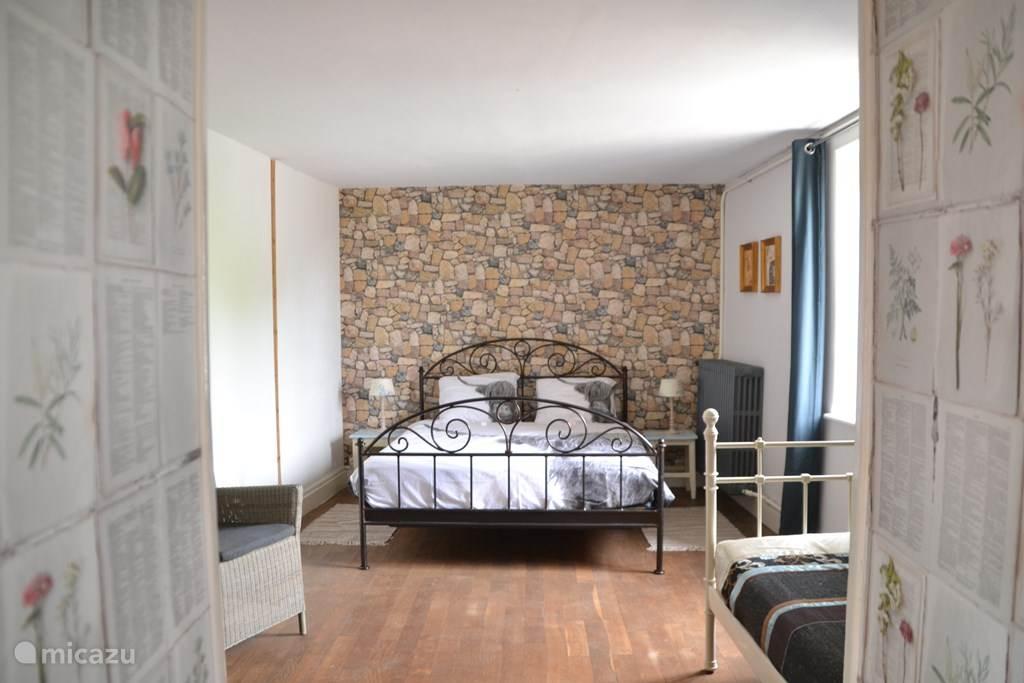Vakantiehuis Frankrijk, Saône-et-Loire, La Chapelle-sous-Uchon Gîte / Cottage Les Coulisses du Morvan - Le Pavot