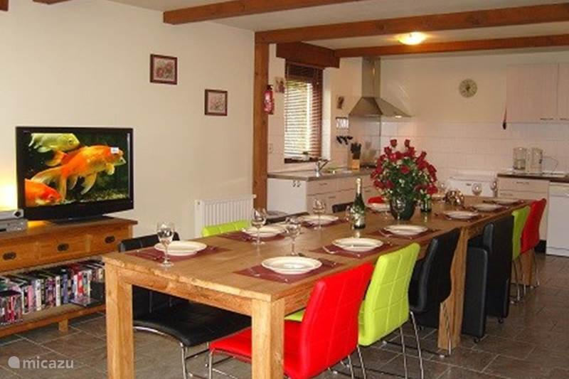 Vacation rental Belgium, Ardennes, La Roche-en-Ardenne Holiday house Nos Reve with jacuzzi