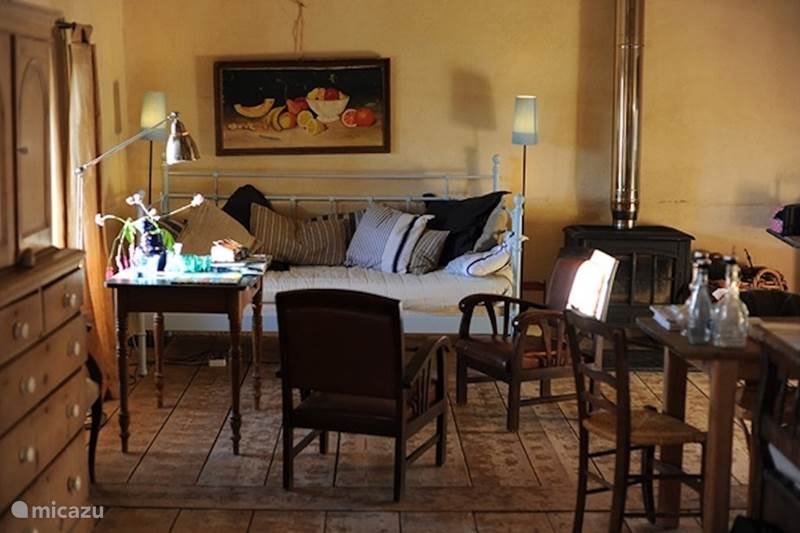 Vakantiehuis Frankrijk, Vaucluse, Crestet Gîte / Cottage Gite La Fleur Bleue