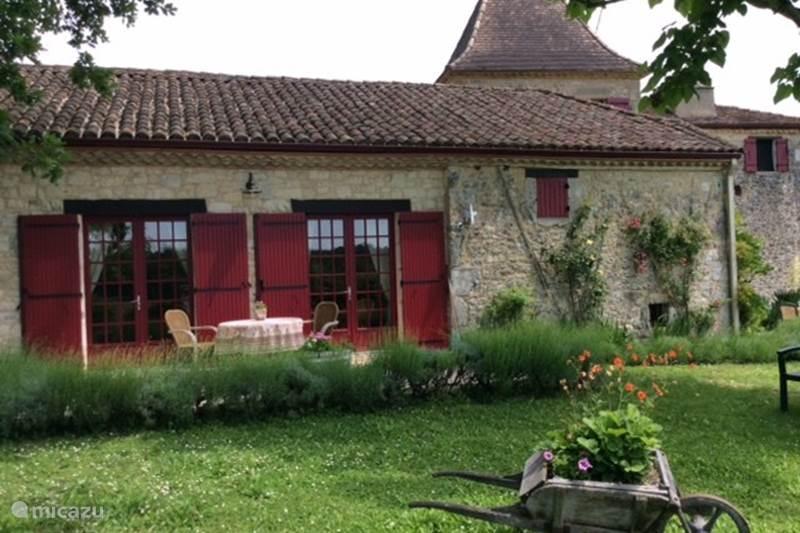 Vakantiehuis Frankrijk, Lot-et-Garonne, Dévillac Landhuis / Kasteel Courteau