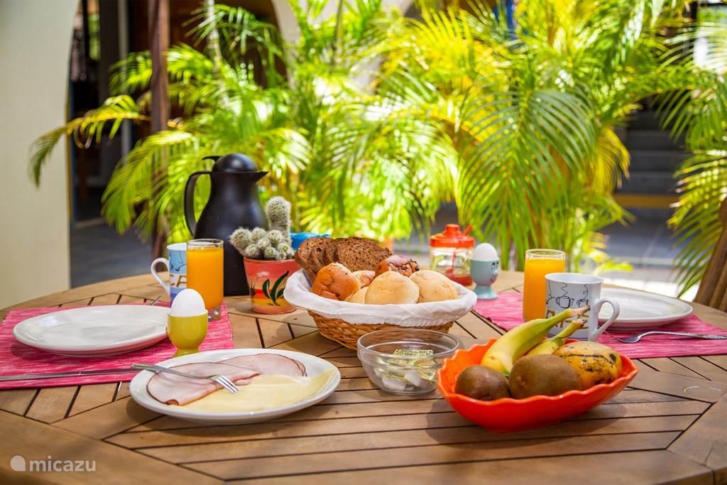 Vakantiehuis Curaçao, Curacao-Midden, Toni Kunchi Bed & Breakfast B&B Toni Kunchi Economy Garden View