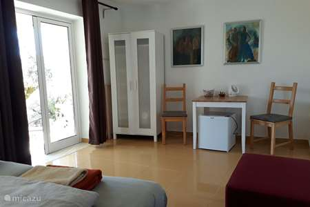 Vakantiehuis Portugal, Coimbra, Mouronho - bed & breakfast B&B Porturama kamer zuid