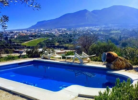 Vakantiehuis Spanje, Andalusië, Alhaurín el Grande finca Finca La Alegría