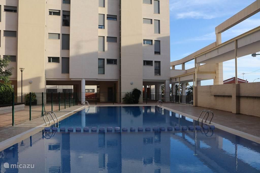 Vakantiehuis Spanje, Costa Blanca, Calpe Appartement Navio