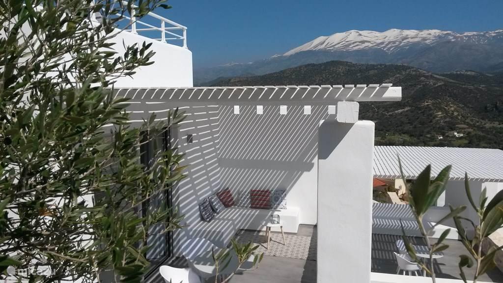 Vakantiehuis Griekenland, Kreta, Agia Galini Vakantiehuis Galini Breeze Studio