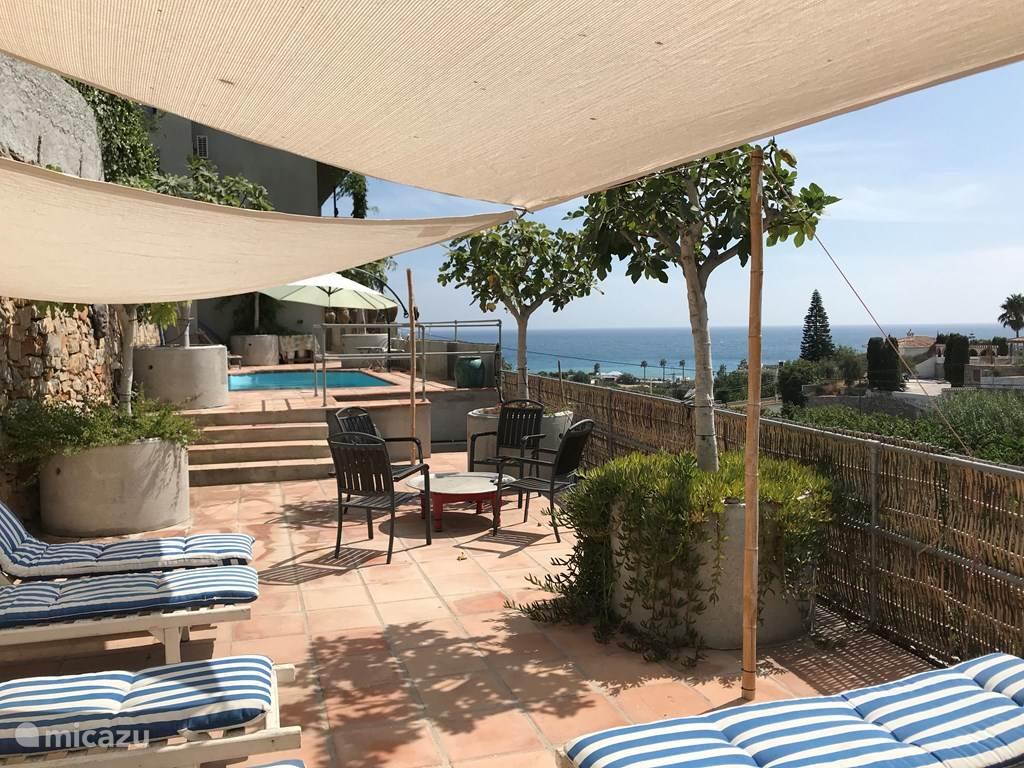 Vakantiehuis Spanje, Andalusië, La Herradura appartement La Herradura, Casa Del Dique