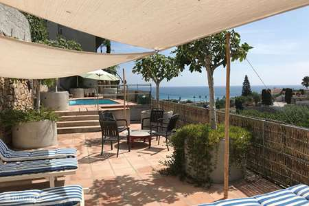 Vakantiehuis Spanje, Costa Tropical, La Herradura - appartement La Herradura, Casa Del Dique