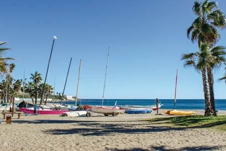 Stranden Cala de Mijas