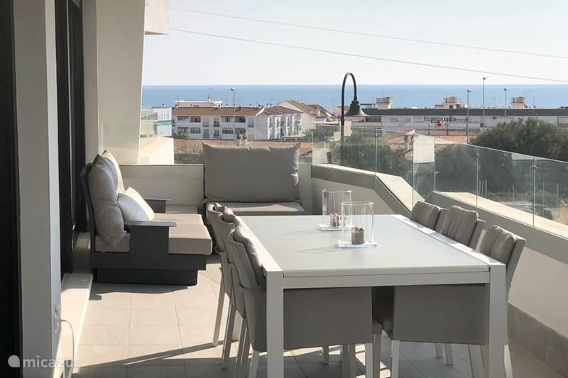 Vakantiehuis Spanje, Costa del Sol, La Cala de Mijas Appartement Dream Gardens