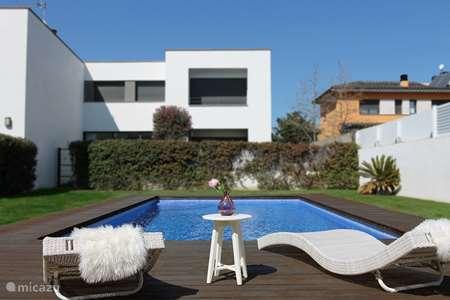 Vakantiehuis Spanje, Costa Brava, San Antonio de Calonge vakantiehuis Villa Casablanca
