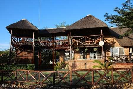 Vakantiehuis Zuid-Afrika – villa Ons Kiene Huis