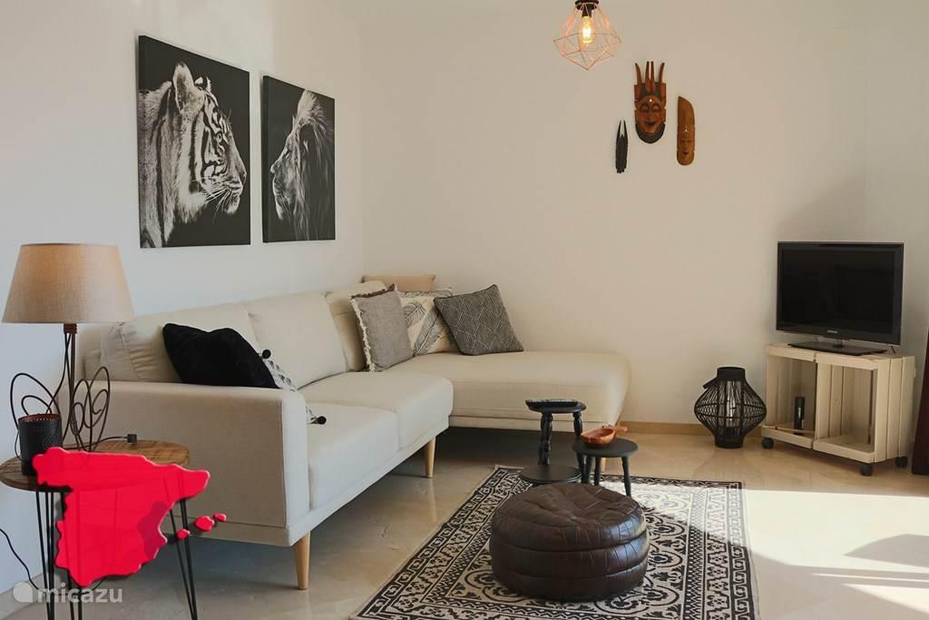 Vakantiehuis Spanje, Costa Blanca, Calpe Appartement Duplex Manzanera
