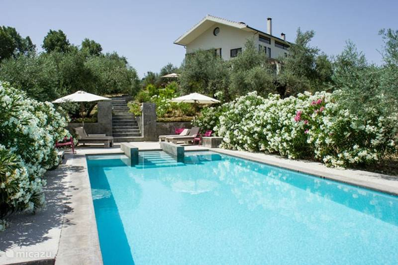 Vakantiehuis Spanje, Andalusië, Ronda Finca El Toro Blanco