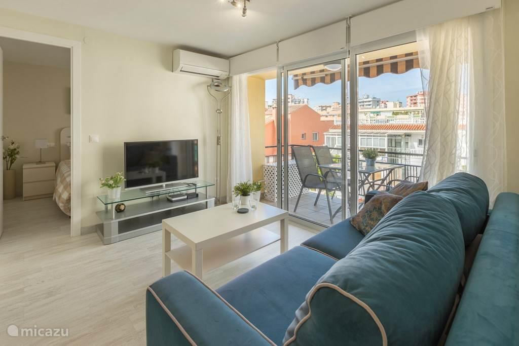 Vakantiehuis Spanje, Costa del Sol, Fuengirola - appartement Santa Amalia
