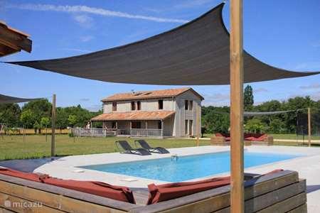Vacation rental France, Lot-et-Garonne, Saint-Étienne-de-Villeréal holiday house Maisons Les Ormes