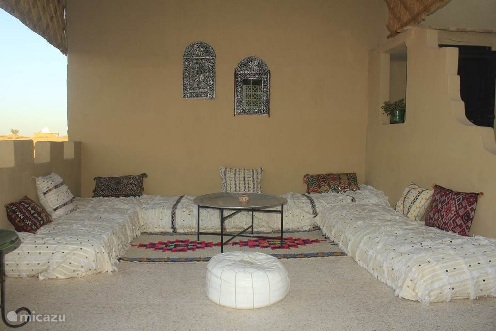 Vakantiehuis Marokko, Sahara, Taroudant Villa Riad Lwed