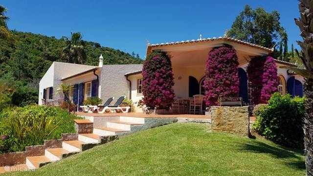 Vacation rental Portugal, Algarve, Caldas de Monchique villa Villa Foz do Banho