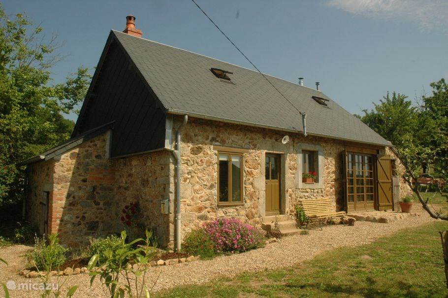 Vakantiehuis Frankrijk, Nièvre – gîte / cottage Maison Le Ruault