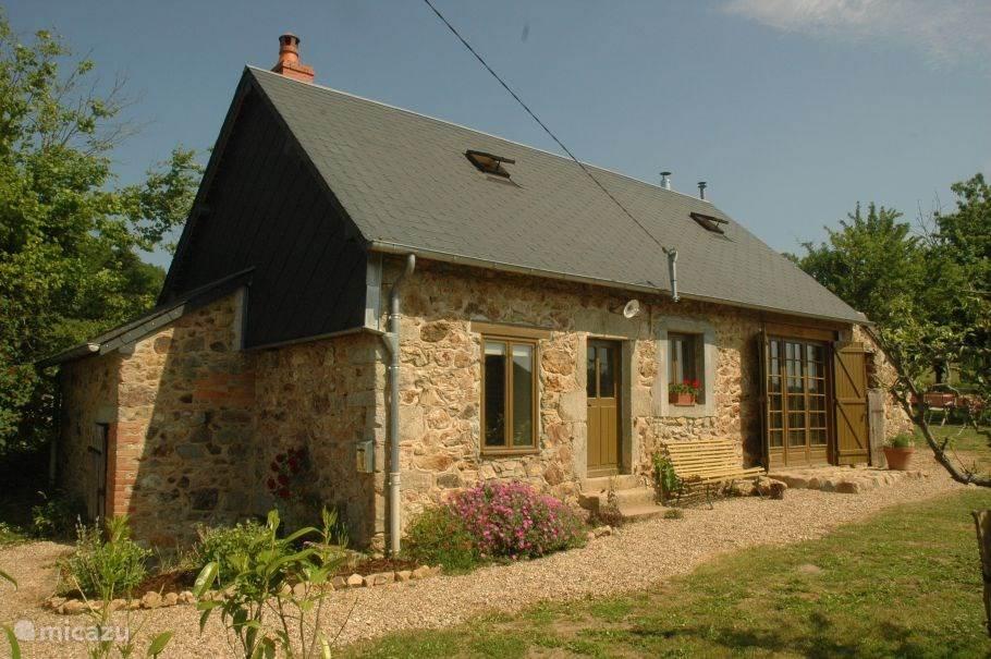Vakantiehuis Frankrijk, Nièvre, Larochemillay Gîte / Cottage Maison Le Ruault