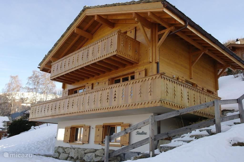 Vakantiehuis Zwitserland – chalet Chalet la Tirelire