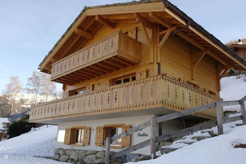 Vakantiehuis Zwitserland, Wallis, Haute-Nendaz Chalet Chalet la Tirelire