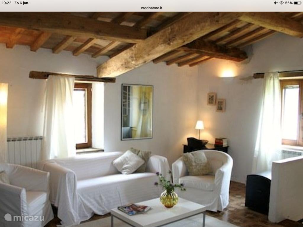 Vakantiehuis Italië, Urbino, Sant'Angelo in Vado Vakantiehuis Ca'Salvatore, Ca'Rosellina