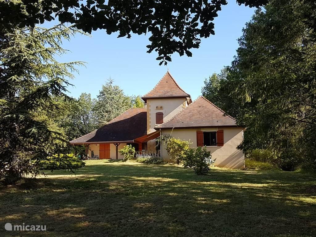 Vakantiehuis Frankrijk, Dordogne, Saint-Martial-de-Nabirat vakantiehuis La Lantiere