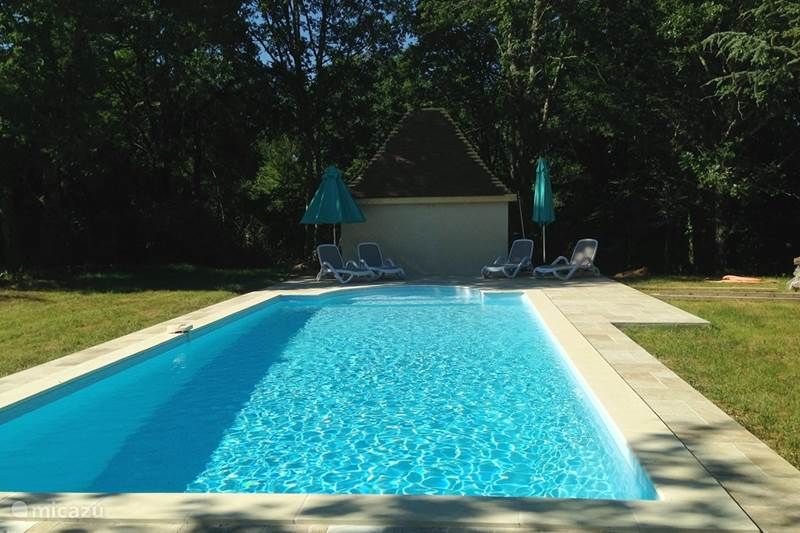 Vacation rental France, Dordogne, Saint-Martial-de-Nabirat Holiday house La Lantiere