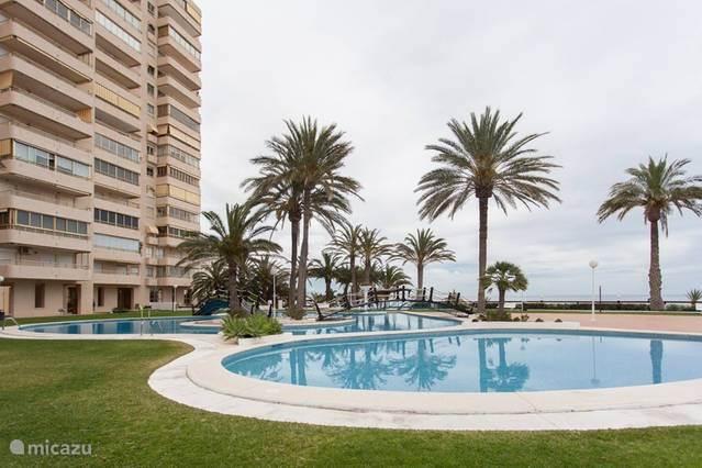 Vakantiehuis Spanje, Costa Blanca, San Juan de Alicante appartement Altos Blancos