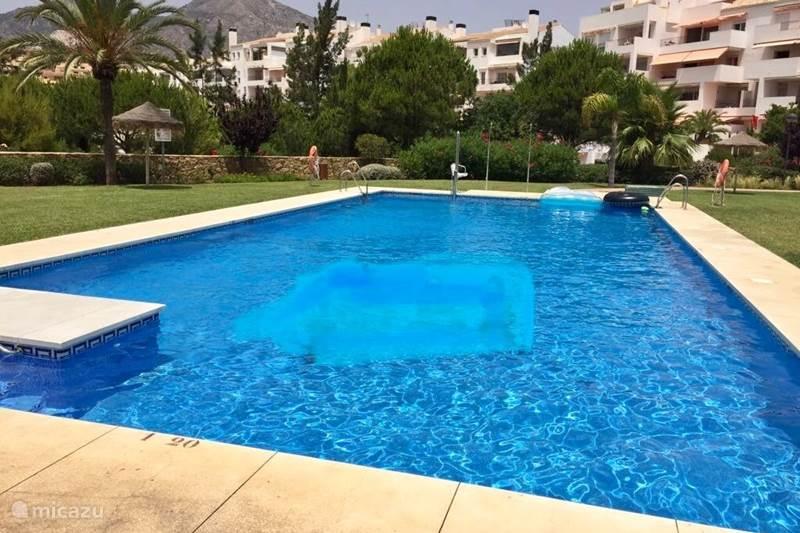 Vakantiehuis Spanje, Costa del Sol, Benalmádena Appartement Zanahoria Benalmedana