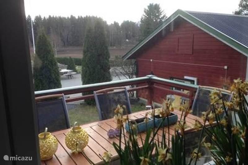 Vakantiehuis Noorwegen, Østfold, Ørje Vakantiehuis Birkelund hytte