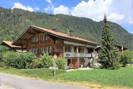 Vacation rental Switzerland – apartment Ferienwohnung Simmental