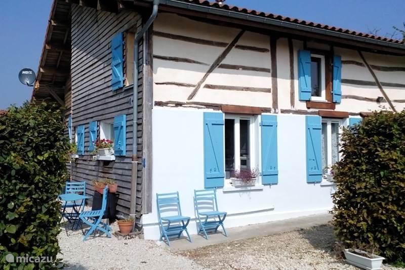 Vakantiehuis Frankrijk, Haute-Marne, Les Granges Gîte / Cottage Charme (Les Volets Bleus)