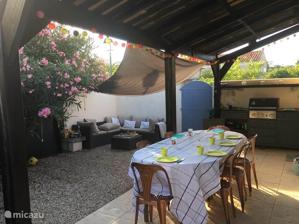 Vakantiehuis Frankrijk, Provence, Maussane les Alpilles Vakantiehuis Charmante Vakantiewoning