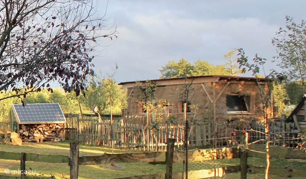 Vakantiehuis Frankrijk, Orne, La Carneille Gîte / Cottage Petit maison en Paille
