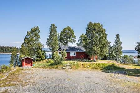 Vakantiehuis Zweden, Jämtland, Kallsedet vakantiehuis Udden