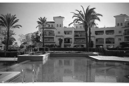 Vacation rental Spain, Costa Calida, Sucina - apartment Luxury apartment 5 *Hacienda Rique