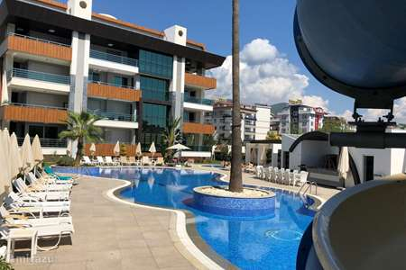 Vakantiehuis Turkije – appartement Oba Lifegarden B8