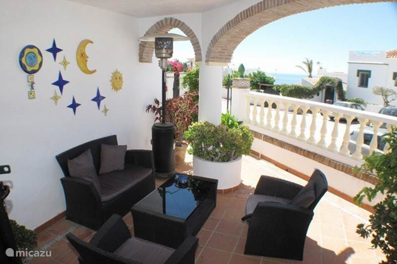 Vakantiehuis Spanje, Costa del Sol, Nerja Villa Casita Blanca