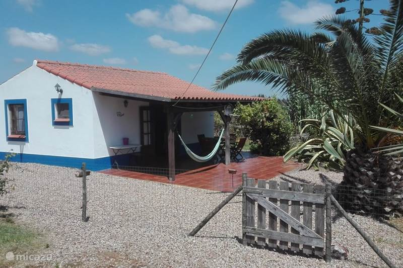 Vakantiehuis Portugal, Alentejo, São Luis Vakantiehuis Huisje met gebruik van zwembad