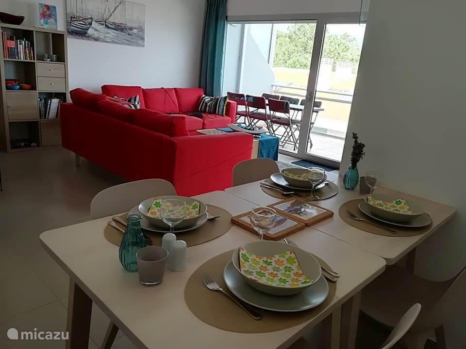 Vakantiehuis Portugal, Costa de Prata, Nazaré Bed & Breakfast Bossa Nova
