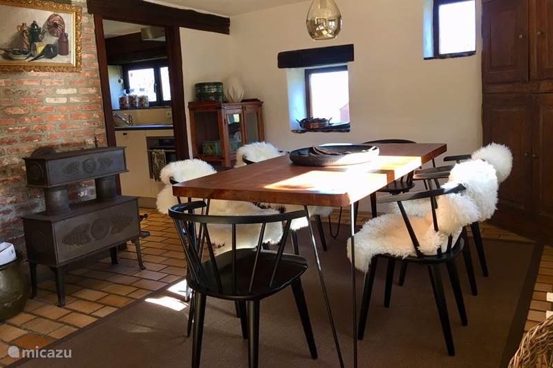Vakantiehuis België, Ardennen, Durbuy Vakantiehuis Le Bèrôdî