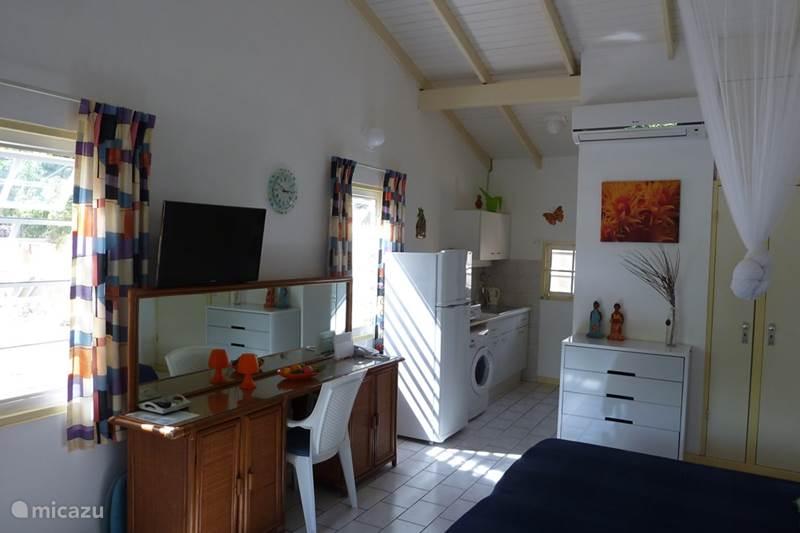 Vakantiehuis Curaçao, Curacao-Midden, Koraal Partier Studio Studio WaraWara
