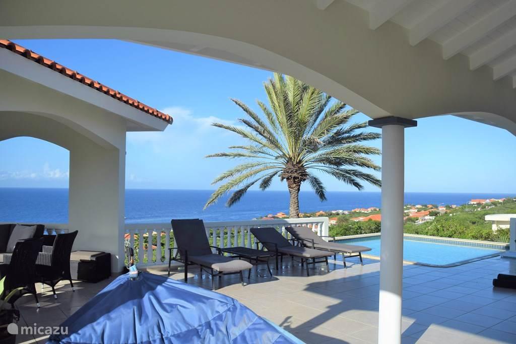 Vacation rental Curaçao, Banda Abou (West), Coral-Estate Rif St.marie villa Villa La Maya 525