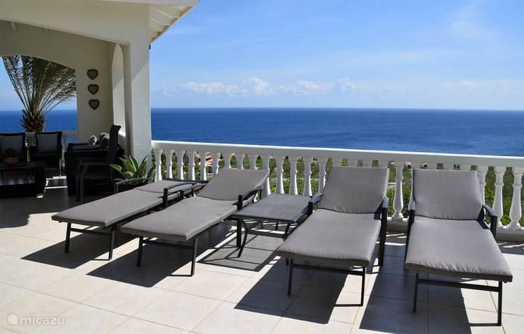 Vakantiehuis Curaçao, Banda Abou (west), Coral Estate, Rif St.Marie Villa Villa La Maya 525